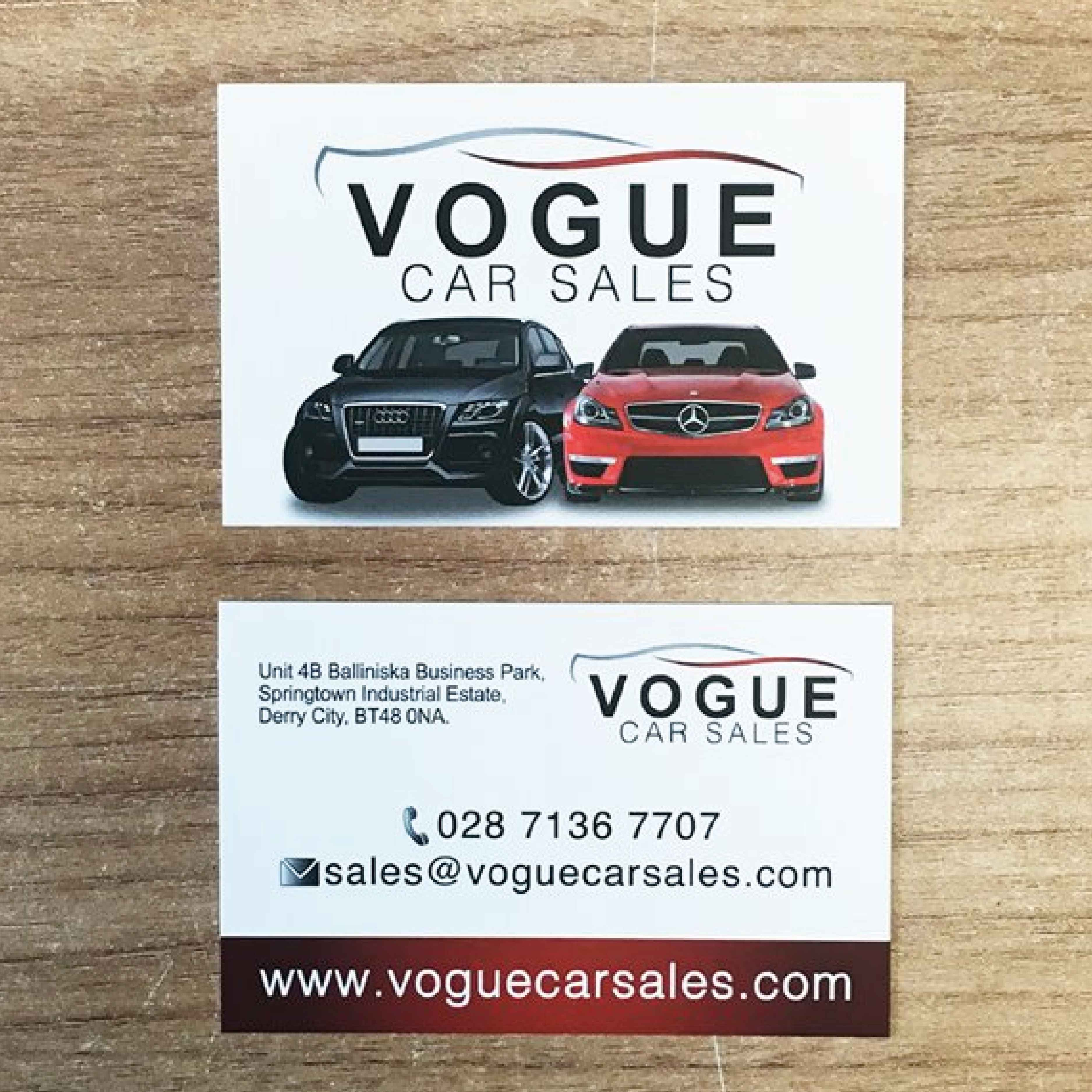 Lovely Image Of Auto Sales Business Cards – Business Cards and Resume