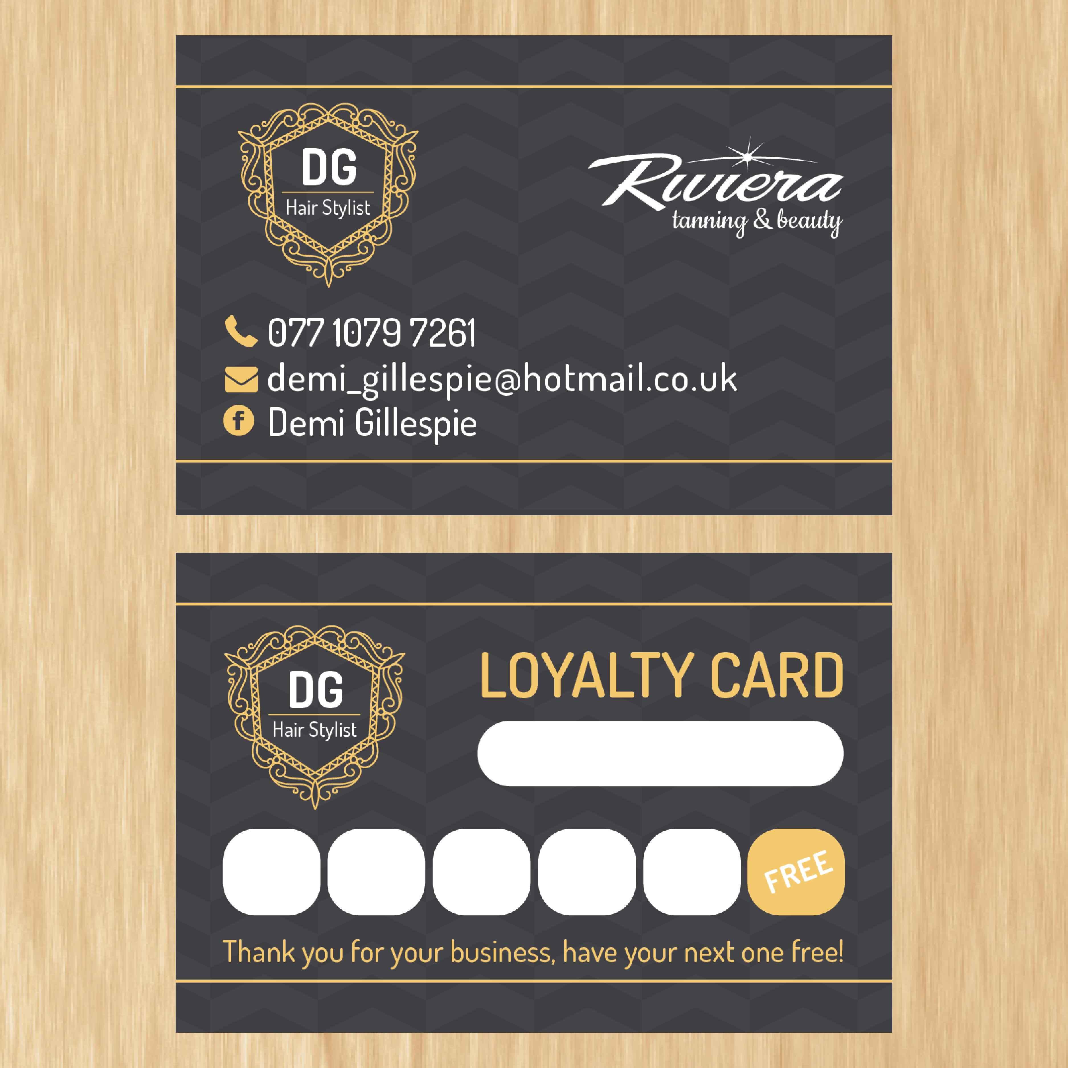 Loyalty-Cards-06 – Web Design, Graphic Design, Logo Design Derry ...
